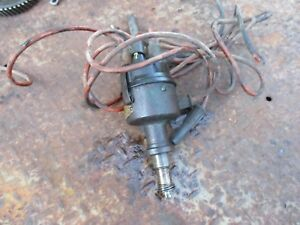 1955 Oliver Super 77 Gas 6 Cylinder Farm Tractor Distributor Free Shipping