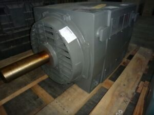 Ge 300 Hp 1200rpm 460v Electric Motor Long Shaft