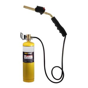 Qe Propane And Mapp Brazing Hand Torch W 3 Hose Igniter Belt Clip new