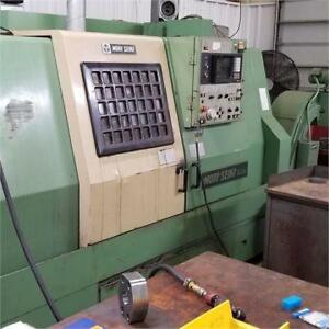 Mori Seiki Sl 25 Cnc Lathe With Fanuc Controls