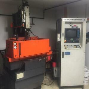 Charmilles Roboform 20 Sinker Edm With Tooling Included