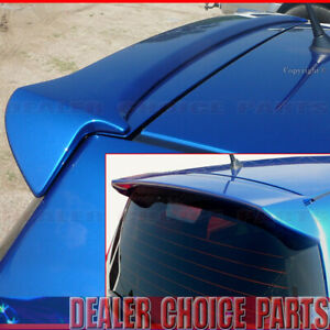 2004 2005 2006 2007 2008 Honda Fit Factory Style Roof Spoiler Wing Primer Coated