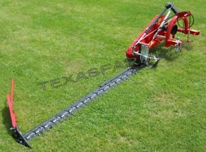 Enorossi Sb150 5 3 pt Sickle Bar Mower Ditch Bank Mower Hydraulic Lift