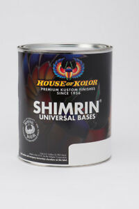 Bc02 Orion Silver House Of Kolor 1 Gallon