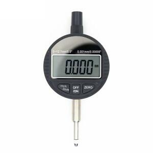 0 001mm 0 00005 Dial Micro Indicator Instrument digital micrometer Gauge Pop