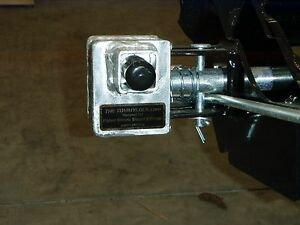 Plow Lock The Tommylock Fits Fisher Minute Mount 2 Galvanized