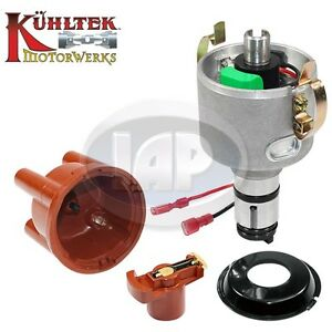 Vw 009 Styled Electronic Distributor Uses All Bosch Parts Bug From Radke