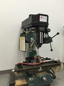 Enco 105 300 Milling And Drilling Machine