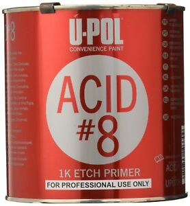 U Pol Products 0776 Acid 8 Etch Primer 1 Liter