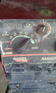 Lincoln Electric Ranger 8 Welding Machine