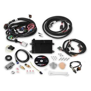 Holley 550 606 Universal Hp Efi Ecu Harness Kit For Ford V8