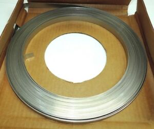 Prolok Stainless Steel Band 1 2 12 7mm 100ft 60080 0204 194 Ideal Tridon
