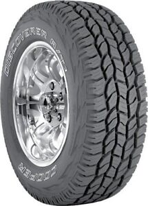1 New Lt235 85r16 Lre 10 Ply Cooper Discoverer A T3 2358516 235 85 16 R16 Tires