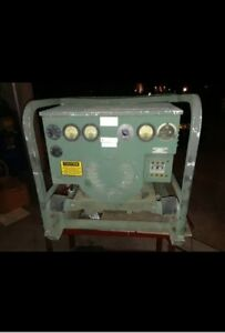 Army 4 Cylinder Gas Military Generator Single Or 3phase 3000kw
