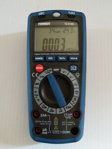 Tenma 72 9165 Environmental Tester Digital Multi Meter