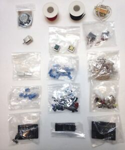200 Analog Digital Electronic Parts Kit For Stem Projects And Experiments