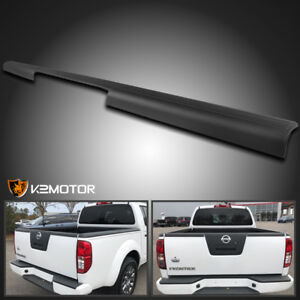 For 2005 2012 Nissan Frontier Factory Style Tailgate Molding Cap Protector Cover