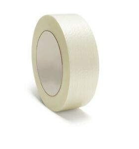 Industrial Grade Filament Strapping Tape 4 Mil Clear 3 X 60 Yds 384 Pack