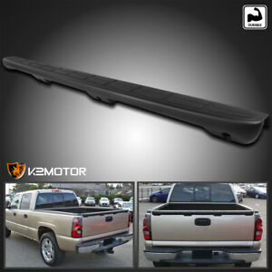 For 1999 2007 Chevy Silverado Gmc Sierra Fleetside Tailgate Molding Protector