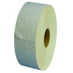 Central 235 Reinforced Gum Tape 3 X 450 Ft White Paper Economy 70 Rolls