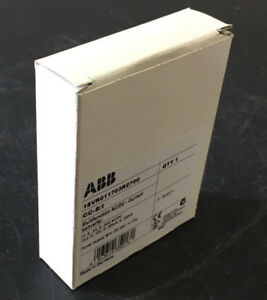 Abb 1svr011703r2700 Multifunction Ac dc Current Converter