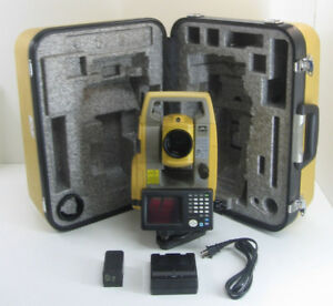 Topcon Os 105 Prismless bluetooth Total Station For Surveying 1 Month Warranty