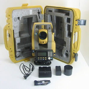 Topcon Es 105 5 Reflectorless Total Station With Laser Plummet