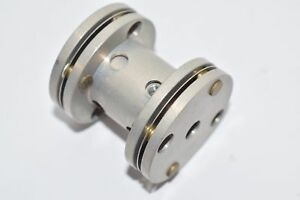 New Rexnord Cc37 Miniature Flexible Disc Coupling 1 4 X 5 16