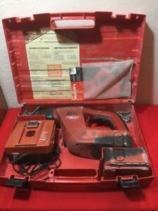 Hilti Wsr 650 a 24v Reciprocating Saw Sawzall Buy It Now Free Shipping