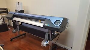 Roland Versacamm Vs 540 Print And Cut Wide Format Printer Cmyk