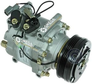 New Ac A C Compressor Fits 1996 1997 1998 1999 2000 Honda Civic L4 1 6l