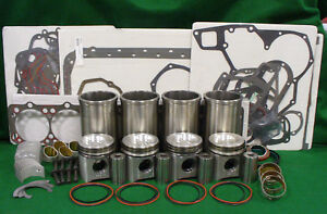 Tok4tne88 4tne88 John Deere Engine Overhaul Kit 1600 1620 4700 4710 7775 Jd1400
