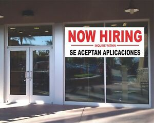 Now Hiring English Spanish Business Advertising Sales Professional Banner