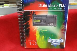 Dl06 Micro Plc User Manuals Dl05 06 Option Modules Programming Manuals