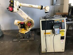 Fanuc R2000i a 125l Robot W Rj3i b Controller Complete Working System
