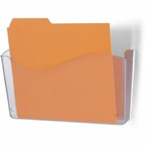 New Officemate Unbreakable Wall File Inve Size Clear 21644 Free Shipping