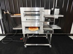 Lincoln Impinger Pizza Oven Electric Conveyor Commercial Sub Baking