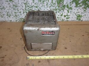 Old Vintage Hadees Heater Model H355 Ford Chevy Dodge Pickup Rat Rod Rambler Q