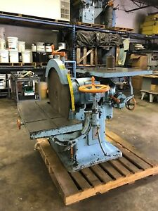 Oliver 34 dsd Disk And Spindle Sander 30 Disk And Spindle Sander Combination