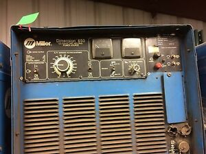 Miller Dimension 650 Cc cv Dc Arc Welding Power Source
