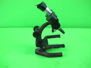 Antique Bausch And Lomb Vk9098 Stereo Microscope Wf10x Eye Pieces