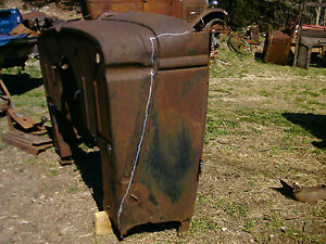 39 40 41 46 Chevy Pu Truck L Side Cowl Hot Rat Rod Gmc