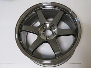 Rays Volk Te37sl Forged Wheels 9 5j 10 5j 19 Set Of 4 For Nissan From Japan