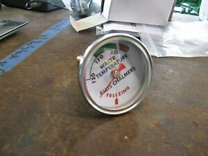 Allis Chalmers B C Ca Ib Rc Wc Wd Wd45 Water Temperature Gauge 213675 70213675