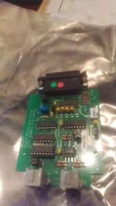 New Gasboy Gilbarco Pcb Circuit Board Converter Card Rs 422 Rs 232 Pn C08962