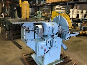 The Oakley Company Combo 26 Disc Oscillating Spindle Sander Model 202