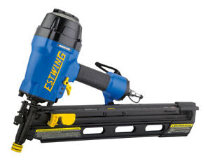 Estwing Efr2190 Pneumatic 21 Degree Full Head Framing Nailer mfr Direct