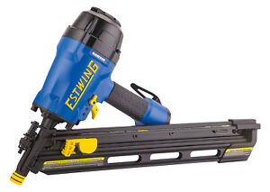 Estwing Efr3490 Pneumatic 34 Degree Clipped Head Framing Nailer mfr Direct