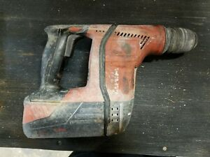 Hilti Te 4 a18 Cordless Hammer Drill Plus Battery And Charger