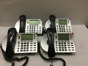 Lot Of Qty 4 Shoretel Ip230 230 3 line Office Ip Phone 90 day Warranty